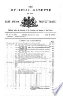 1 Nov 1913
