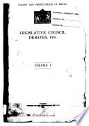 1931 - Vol. 1