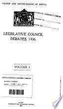 1936 - Vol. 1
